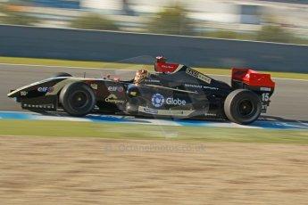 World © Octane Photographic Ltd. World Series by Renault collective test, Jerez de la Frontera, March 24th 2014. Lotus – Marlon Stockinger. Digital Ref : 0897cb1d4529