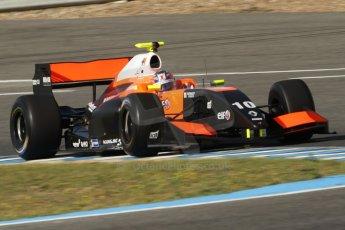 World © Octane Photographic Ltd. World Series by Renault collective test, Jerez de la Frontera, March 24th 2014. Tech 1 Racing – Tio Ellinas. Digital Ref : 0897cb7d7765