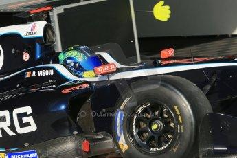 World © Octane Photographic Ltd. World Series by Renault collective test, Jerez de la Frontera, March 24th 2014. Pons Racing – Robert Visoiu. Digital Ref : 0897lb1d6904