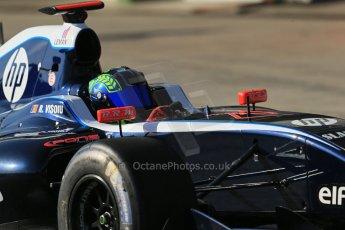 World © Octane Photographic Ltd. World Series by Renault collective test, Jerez de la Frontera, March 24th 2014. Pons Racing – Robert Visoiu. Digital Ref : 0897lb1d6946