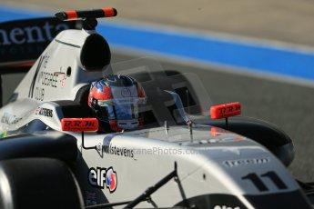 World © Octane Photographic Ltd. World Series by Renault collective test, Jerez de la Frontera, March 24th 2014. Strakka Racing – Will Stevens. Digital Ref : 0897lb1d7069