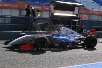 World © Octane Photographic Ltd. World Series by Renault collective test, Jerez de la Frontera, March 24th 2014. International Draco Racing – Pietro Fantin. Digital Ref : 0897lb1d7505