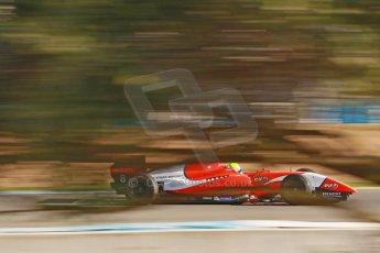 World © Octane Photographic Ltd. World Series by Renault collective test, Jerez de la Frontera, March 25th 2014. Arden Motorsport – William Buller. Digital Ref : 0898cb1d6703