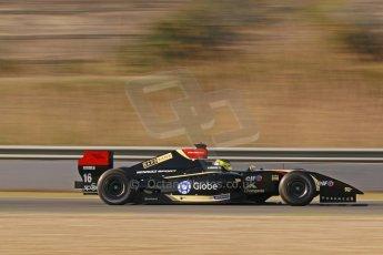 World © Octane Photographic Ltd. World Series by Renault collective test, Jerez de la Frontera, March 25th 2014. Lotus – Matthieu Vaxiviere . Digital Ref : 0898cb1d6929