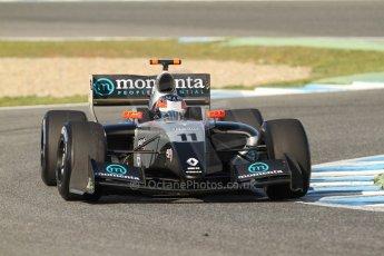 World © Octane Photographic Ltd. World Series by Renault collective test, Jerez de la Frontera, March 25th 2014. Strakka Racing – Will Stevens. Digital Ref : 0898cb7d7940
