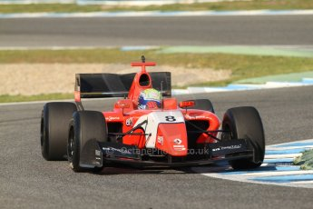 World © Octane Photographic Ltd. World Series by Renault collective test, Jerez de la Frontera, March 25th 2014. Arden Motorsport – William Buller. Digital Ref : 0898cb7d7996