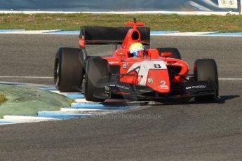 World © Octane Photographic Ltd. World Series by Renault collective test, Jerez de la Frontera, March 25th 2014. Arden Motorsport – William Buller. Digital Ref : 0898cb7d8229