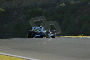 World © Octane Photographic Ltd. World Series by Renault collective test, Jerez de la Frontera, March 25th 2014. Strakka Racing – Matias Laine. Digital Ref : 0898lb1d7981