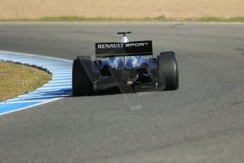 World © Octane Photographic Ltd. World Series by Renault collective test, Jerez de la Frontera, March 25th 2014. Pons Racing – Meindert van Buuren. Digital Ref : 0898lb1d8218