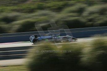 World © Octane Photographic Ltd. World Series by Renault collective test, Jerez de la Frontera, March 25th 2014. Strakka Racing – Matias Laine. Digital Ref : 0898lb1d8305