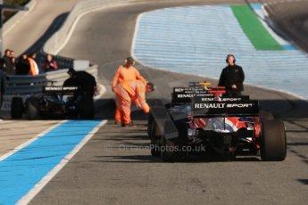 World © Octane Photographic Ltd. World Series by Renault collective test, Jerez de la Frontera, March 26th 2014. Arden Motorsport – William Buller. Digital Ref : 0899cb1d7018