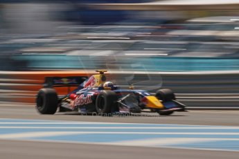 World © Octane Photographic Ltd. World Series by Renault collective test, Jerez de la Frontera, March 26th 2014. DAMS - Carlos Sainz jnr. Digital Ref : 0899cb1d7313