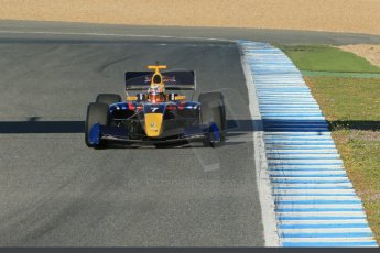 World © Octane Photographic Ltd. World Series by Renault collective test, Jerez de la Frontera, March 26th 2014. Arden Motorsport – Pierre Gasly. Digital Ref : 0899lb1d8411