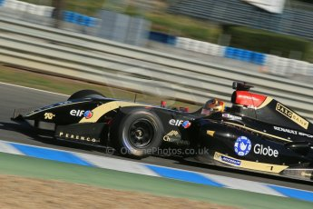 World © Octane Photographic Ltd. World Series by Renault collective test, Jerez de la Frontera, March 26th 2014. Lotus – Marlon Stockinger. Digital Ref : 0899lb1d8942