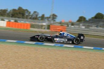 World © Octane Photographic Ltd. World Series by Renault collective test, Jerez de la Frontera, March 26th 2014. Pons Racing – Tio Ellinas. Digital Ref : 0899lb1d9011