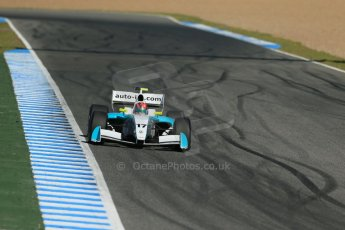 World © Octane Photographic Ltd. World Series by Renault collective test, Jerez de la Frontera, March 26th 2014. ISR – Jazeman Jaafar. Digital Ref : 0899lb1d9672