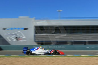 World © Octane Photographic Ltd. World Series by Renault collective test, Jerez de la Frontera, March 26th 2014. Fortec Motorsports – Oliver Rowland. Digital Ref : 0899lb1d9725