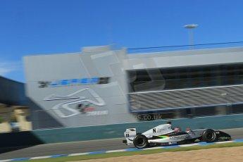 World © Octane Photographic Ltd. World Series by Renault collective test, Jerez de la Frontera, March 26th 2014. Strakka Racing – Will Stevens. Digital Ref : 0899lb1d9734