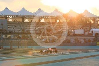 World © Octane Photographic Ltd. Manor Marussia F1 Team MR03B – Roberto Merhi. Friday 27th November 2015, F1 Abu Dhabi Grand Prix, Practice 2, Yas Marina. Digital Ref: 1478CB1L5711