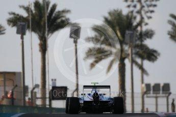 World © Octane Photographic Ltd. Friday 27th November 2015. Koiranen GP – Jimmy Eriksson. GP3 Qualifying - Yas Marina, Abu Dhabi. Digital Ref. : 1479CB1L5359