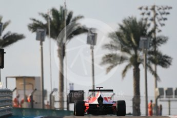 World © Octane Photographic Ltd. Friday 27th November 2015. Arden International – Kevin Ceccon. GP3 Qualifying - Yas Marina, Abu Dhabi. Digital Ref. : 1479CB1L5414