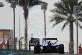 World © Octane Photographic Ltd. Friday 27th November 2015. Carlin – Antonio Fuoco. GP3 Qualifying - Yas Marina, Abu Dhabi. Digital Ref. : 1479CB1L5425