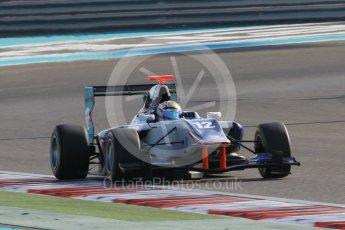 World © Octane Photographic Ltd. Friday 27th November 2015. Koiranen GP – Matthew Parry. GP3 Qualifying - Yas Marina, Abu Dhabi. Digital Ref. : 1479CB1L5500
