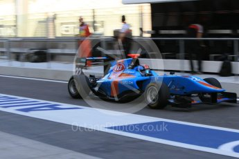 World © Octane Photographic Ltd. Friday 27th November 2015. Jenzer Motorsport – Ralph Boschung. GP3 Practice - Yas Marina, Abu Dhabi. Digital Ref. : 1475CB1L4415