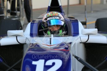 World © Octane Photographic Ltd. Friday 27th November 2015. Koiranen GP – Matthew Parry. GP3 Practice - Yas Marina, Abu Dhabi. Digital Ref. : 1475CB1L4441