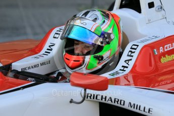 World © Octane Photographic Ltd. Friday 27th November 2015. ART Grand Prix – Alfonso Celis Jr. GP3 Practice - Yas Marina, Abu Dhabi. Digital Ref. : 1475CB1L4445