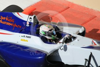 World © Octane Photographic Ltd. Friday 27th November 2015. Koiranen GP – Matthew Parry. GP3 Practice - Yas Marina, Abu Dhabi. Digital Ref. : 1475CB1L4607