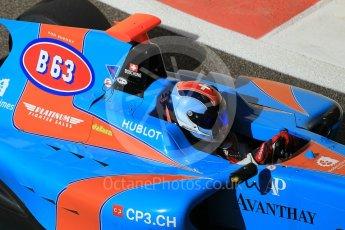 World © Octane Photographic Ltd. Friday 27th November 2015. Jenzer Motorsport – Ralph Boschung. GP3 Practice - Yas Marina, Abu Dhabi. Digital Ref. : 1475CB1L4632