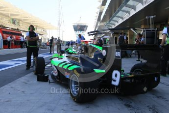 World © Octane Photographic Ltd. Friday 27th November 2015. Status Grand Prix – Sandy Stuvik. GP3 Practice - Yas Marina, Abu Dhabi. Digital Ref. : 1475CB7D1484