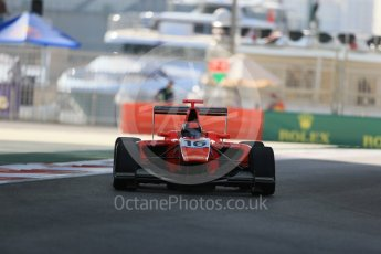 World © Octane Photographic Ltd. Friday 27th November 2015. Arden International – Aleksander Bosak. GP3 Practice - Yas Marina, Abu Dhabi. Digital Ref. : 1475LB1D5111