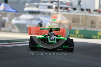 World © Octane Photographic Ltd. Friday 27th November 2015. Status Grand Prix – Alex Fontana. GP3 Practice - Yas Marina, Abu Dhabi. Digital Ref. : 1475LB1D5117
