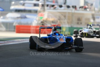 World © Octane Photographic Ltd. Friday 27th November 2015. Jenzer Motorsport – Ralph Boschung. GP3 Practice - Yas Marina, Abu Dhabi. Digital Ref. : 1475LB1D5197