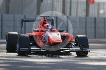 World © Octane Photographic Ltd. Friday 27th November 2015. Arden International – Kevin Ceccon. GP3 Practice - Yas Marina, Abu Dhabi. Digital Ref. : 1475LB1D5503