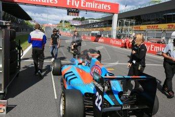 World © Octane Photographic Ltd. Sunday 21st June 2015. Jenzer Motorsport – Ralph Boschung. GP3 Race 2 – Red Bull Ring, Spielberg, Austria. Digital Ref. : 1316CB5D5347