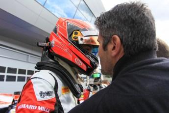 World © Octane Photographic Ltd. Sunday 21st June 2015. ART Grand Prix – Esteban Ocon (3rd - later disqualified). GP3 Race 2 – Red Bull Ring, Spielberg, Austria. Digital Ref. : 1316LW1L3840