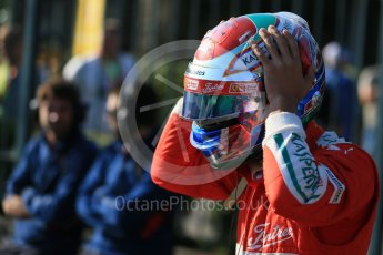 World © Octane Photographic Ltd. Saturday 22nd August 2015. Carlin – Antonio Fuoco. GP3 Qualifying – Spa-Francorchamps, Belgium. Digital Ref. : 1374LB1D9496