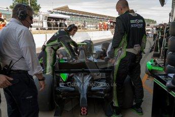 World © Octane Photographic Ltd. Friday 3rd July 2015. Status Grand Prix – Richie Stanaway. GP2 Practice – Silverstone, UK. Digital Ref. : 1329JM1D3202