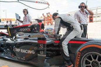 World © Octane Photographic Ltd. Friday 3rd July 2015. Rapax – Sergey Sirotkin. GP2 Practice – Silverstone, UK. Digital Ref. : 1329JM1D3218