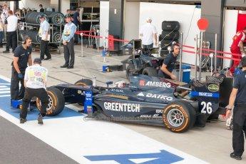 World © Octane Photographic Ltd. Friday 3rd July 2015. Daiko Team Lazarus– Natanael Berthon. GP2 Practice – Silverstone, UK. Digital Ref. : 1329JM1D3883
