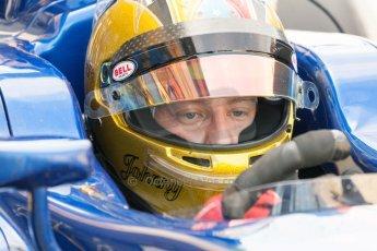 World © Octane Photographic Ltd. Friday 3rd July 2015. Carlin – Johnny Cecotto. GP2 Practice – Silverstone, UK. Digital Ref. : 1329JM1D3942