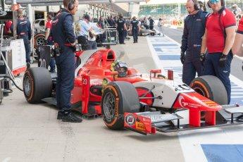 World © Octane Photographic Ltd. Friday 3rd July 2015. Arden International – Andre Negrao. GP2 Practice – Silverstone, UK. Digital Ref. : 1329JM1D3967