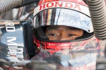 World © Octane Photographic Ltd. Friday 3rd July 2015. ART Grand Prix – Nobuharu Matsushita. GP2 Practice – Silverstone, UK. Digital Ref. : 1329JM1D3995