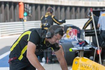 World © Octane Photographic Ltd. Friday 3rd July 2015. DAMS – Alex Lynn and Pierre Gasly. GP2 Practice – Silverstone, UK. Digital Ref. : 1329JM1D4013