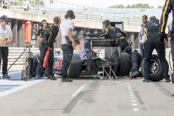 World © Octane Photographic Ltd. Friday 3rd July 2015. DAMS – Pierre Gasly. GP2 Practice – Silverstone, UK. Digital Ref. : 1329JM1D4017