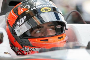 World © Octane Photographic Ltd. Friday 3rd July 2015. MP Motorsport – Daniel de Jong. GP2 Practice – Silverstone, UK. Spain. Digital Ref. : 1329JM1D4025