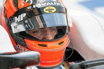 World © Octane Photographic Ltd. Friday 3rd July 2015. MP Motorsport – Daniel de Jong. GP2 Practice – Silverstone, UK. Spain. Digital Ref. :1329JM1D4035